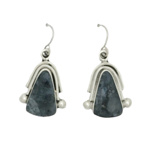 Old Style Labadorite Earrings